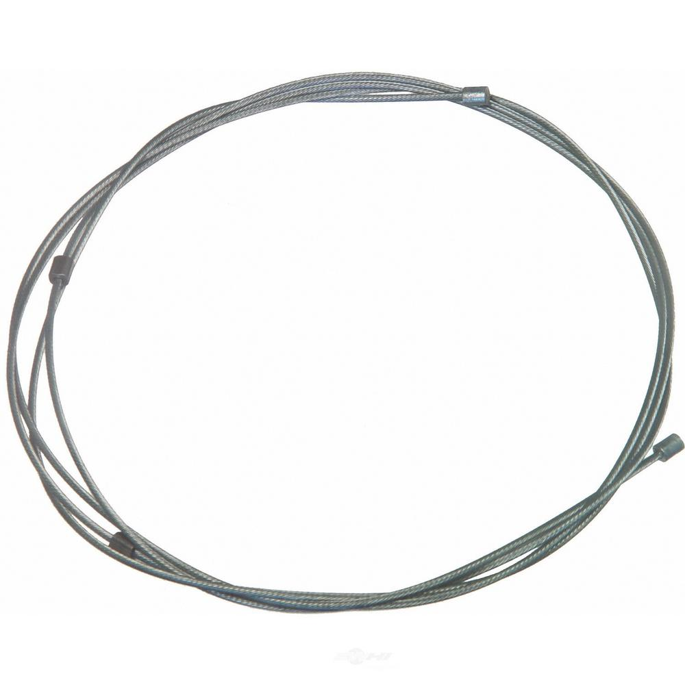 Wagner Brake Intermediate Parking Brake Cable fits 1991