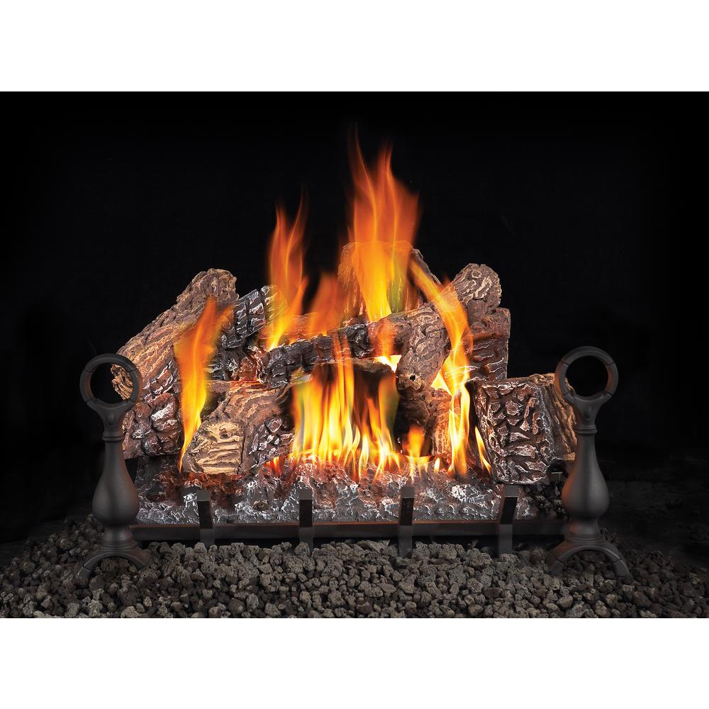 NAPOLEON 24 in Vented Natural Gas Log Set with Electronic IgnitionGL24NE  The Home Depot