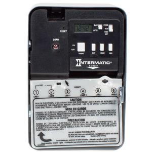 endearing intermatic amp dpst electronic water heater time switch  intermatic amp dpst electronic water heater time
