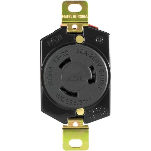 small resolution of eaton hart lock industrial grade 20 amp 250 volt receptacle with safety grip