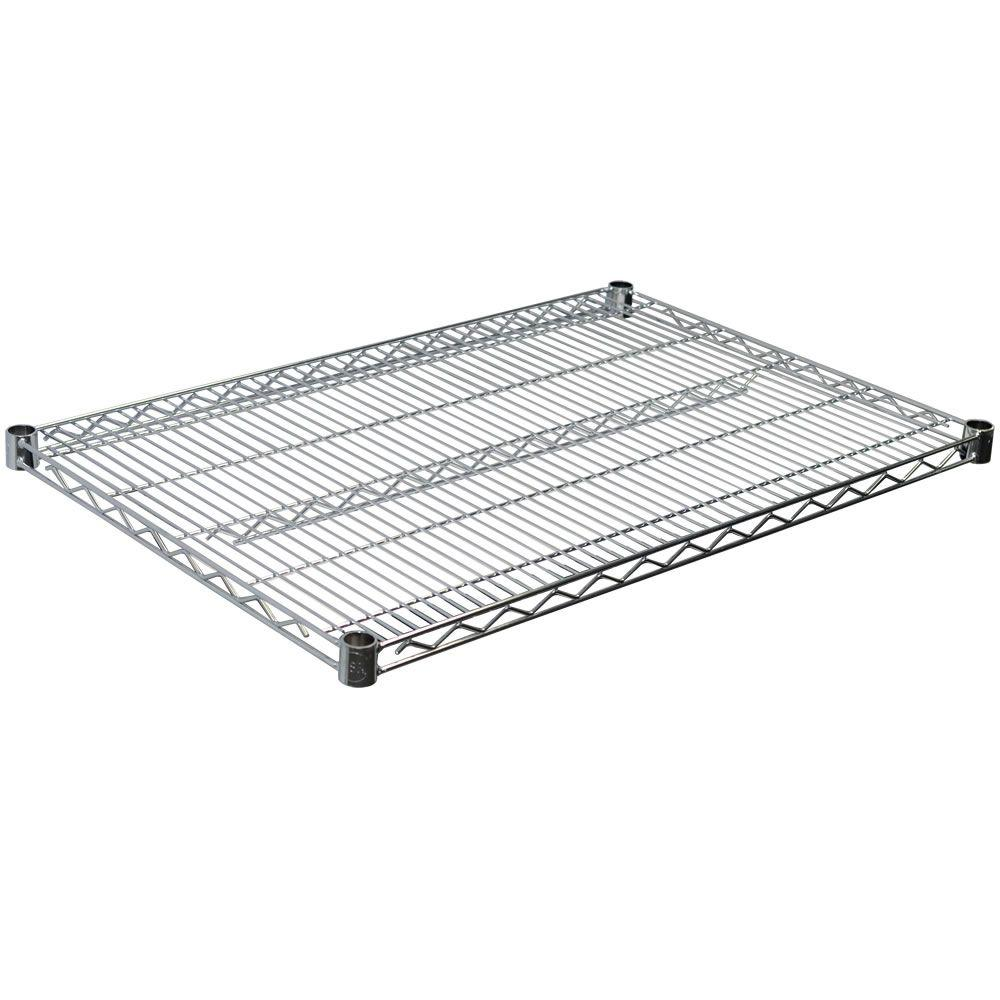 Storage Concepts 1.5 in. H x 36 in. W x 18 in. D Steel