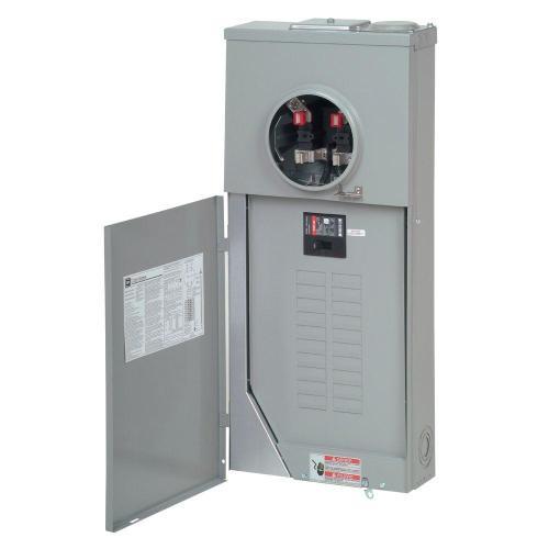 small resolution of eaton 200 amp 20 space 40 circuit br type main breaker meter breaker eaton electric panel box wiring diagram free download wiring diagram