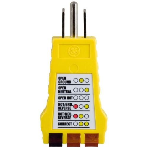 small resolution of power gear 3 wire receptacle tester