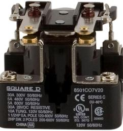 square d 30 amp power relay coil [ 1000 x 1000 Pixel ]