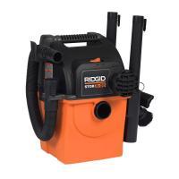 RIDGID Stor-N-Go 5 Gal. 5.0-Peak HP Wet Dry Vac-WD5500 ...