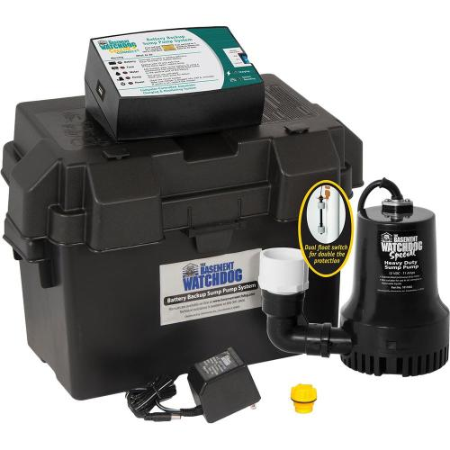 small resolution of 0 33 hp special battery backup sump pump system