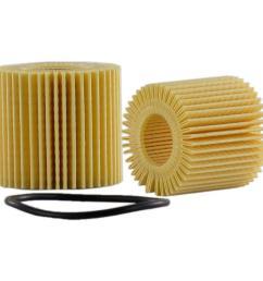 standard engine oil filter fits 2009 2016 toyota corolla prius matrix [ 1000 x 1000 Pixel ]