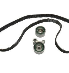 engine timing belt kit fits 1992 1993 toyota camry [ 1000 x 1000 Pixel ]