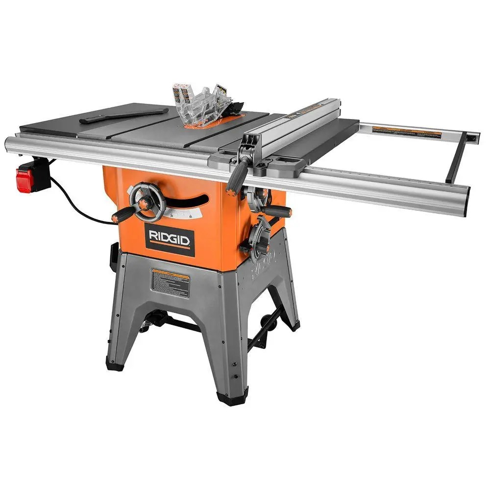 hight resolution of professional cast iron table saw