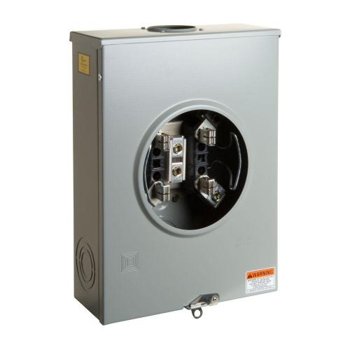 small resolution of square d 200 amp ringless overhead or underground meter socket