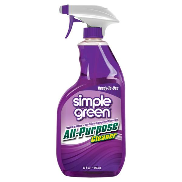Ready to Use Simple Green All-Purpose Spray Cleaner