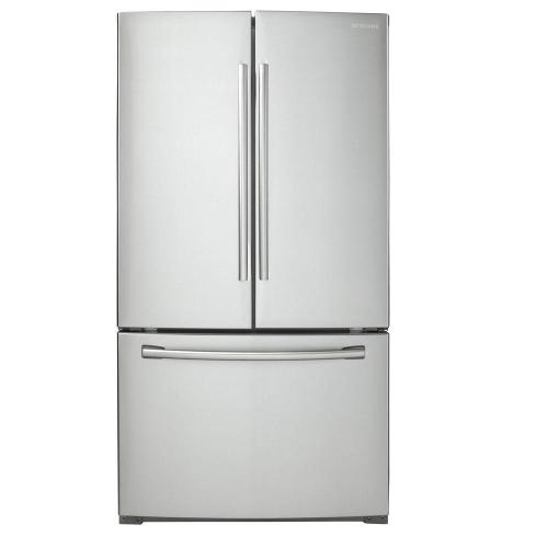 small resolution of samsung 25 5 cu ft french door refrigerator in stainless steel