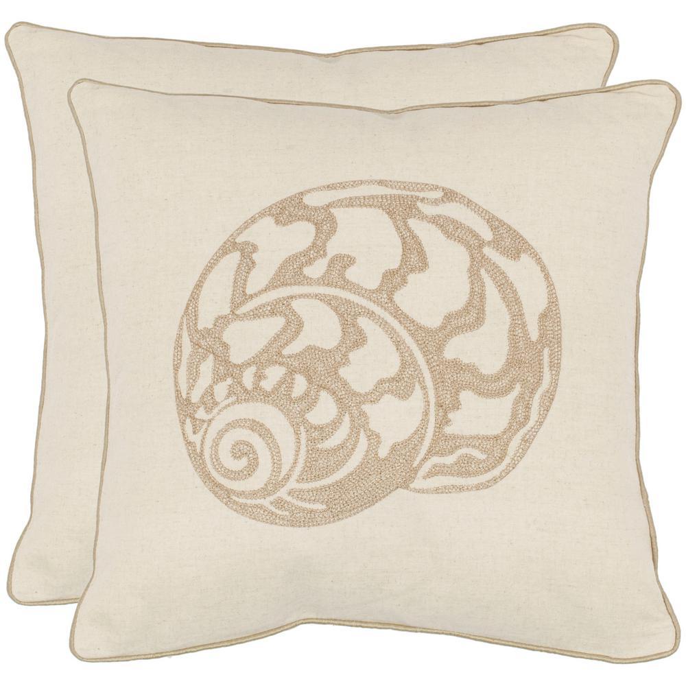 safavieh palmer coastal pillow