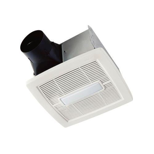small resolution of invent series 110 cfm ceiling installation bathroom exhaust fan with light