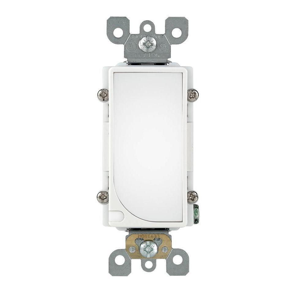 hight resolution of decora led sensor full guide light switch white