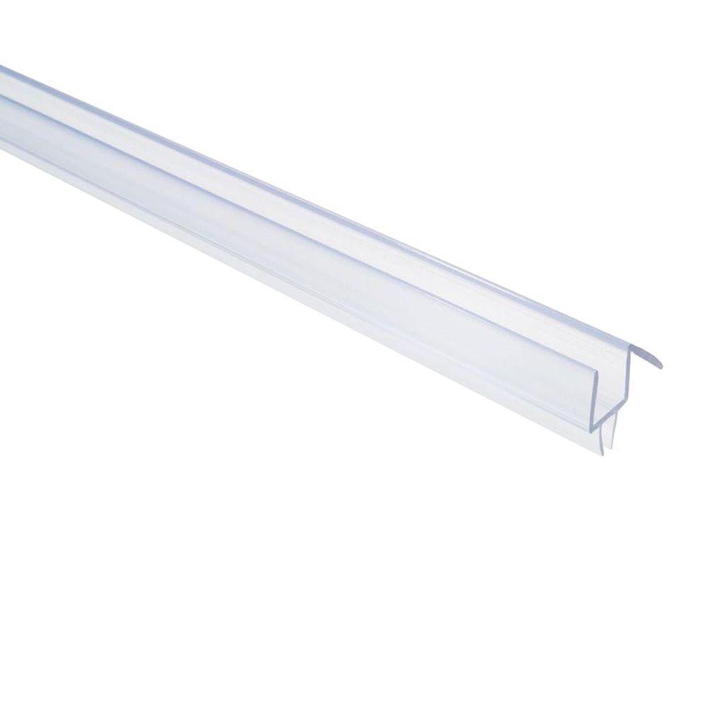 Showerdoordirect 36 in Frameless Shower Door Bottom Sweep