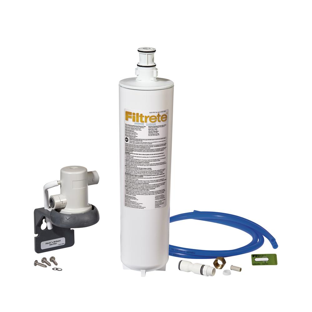 Filtrete UnderSink Advanced Water Filtration System3US