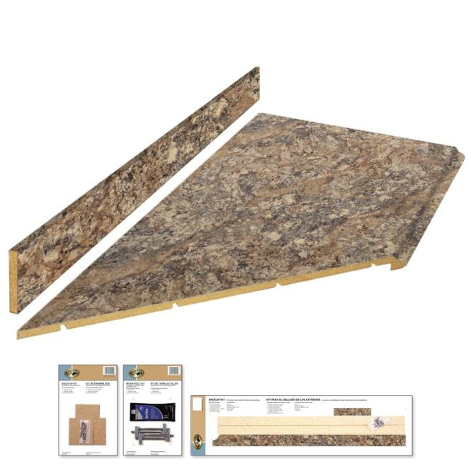 Laminate Countertop Kit With Left Miter