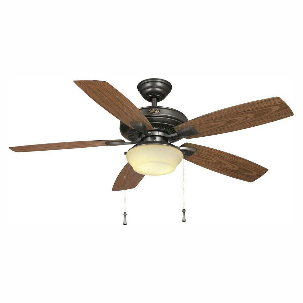 hight resolution of led indoor outdoor natural iron ceiling fan with light