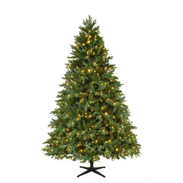 Home Accents Christmas Tree Majestic Fir