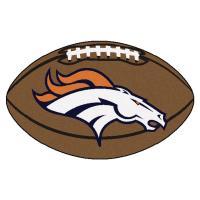 FANMATS Denver Broncos 2 ft. x 3 ft. Area Rug
