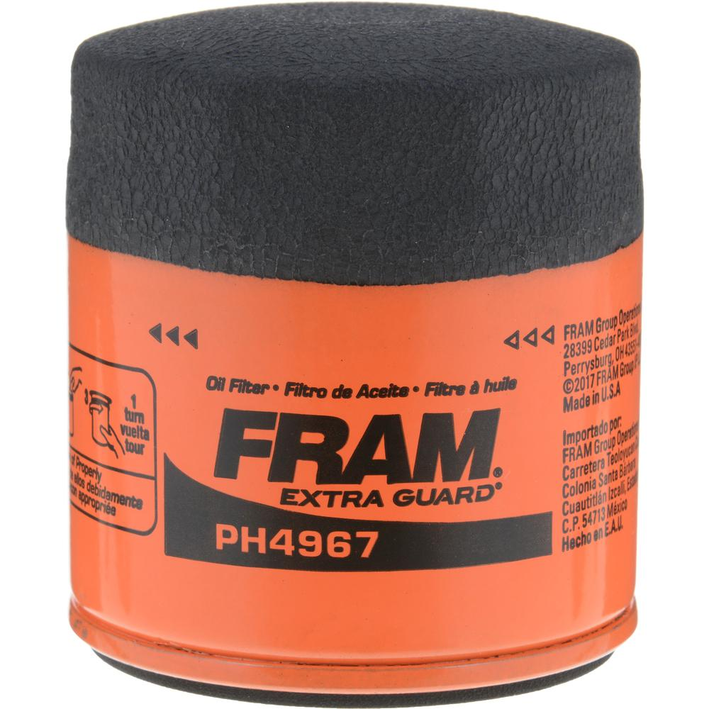 hight resolution of extra guard oil filter