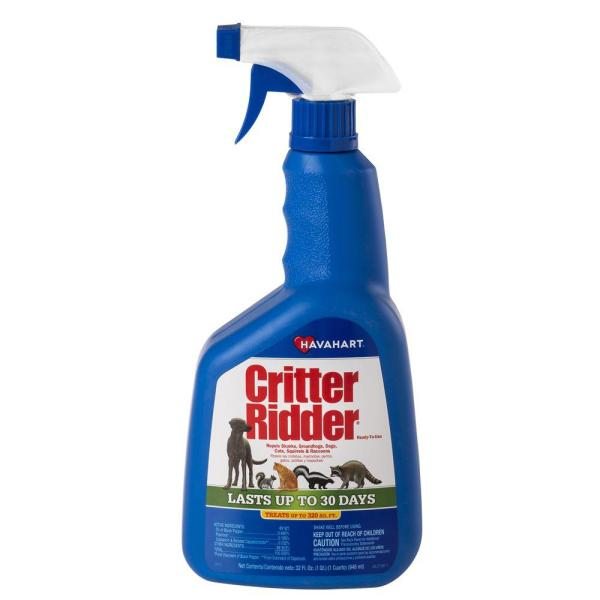Home Depot Animal Repellent Spray