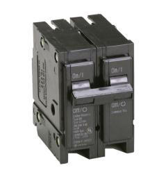 eaton br 30 amp 2 pole circuit breaker br230 the home depot wire size for 60 amp 220v welder wire size 60 amp 220v [ 1000 x 1000 Pixel ]