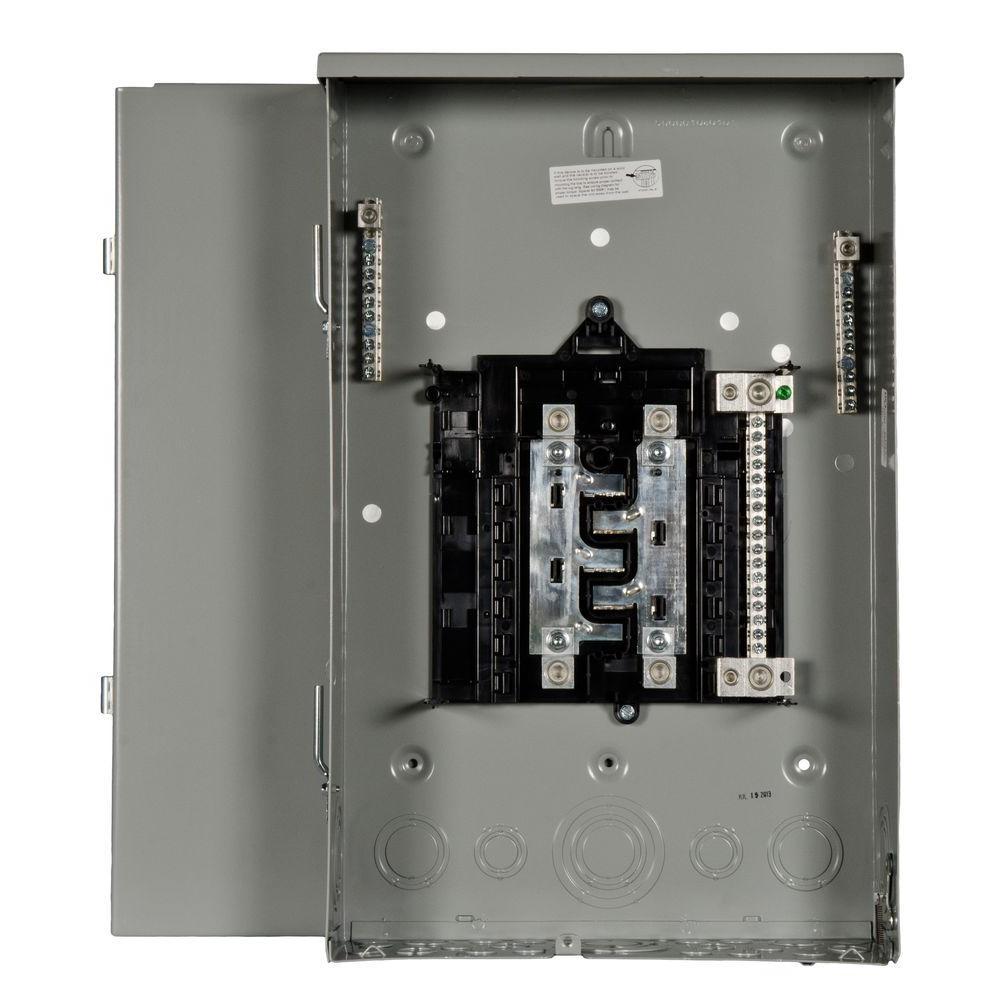 hight resolution of siemens pl series 200 amp 8 space 16 circuit main lug outdoor trailer panel