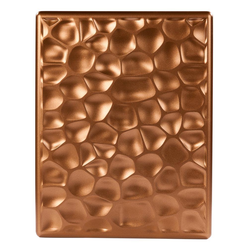 medium resolution of hampton bay wireless or wired doorbell hammered copper design