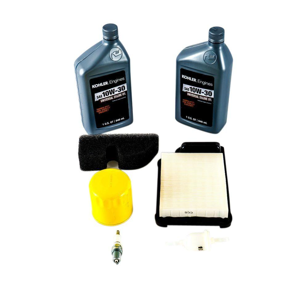 hight resolution of kohler maintenance kit for courage engine