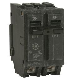 ge q line 100 amp 2 in double pole circuit breaker [ 1000 x 1000 Pixel ]
