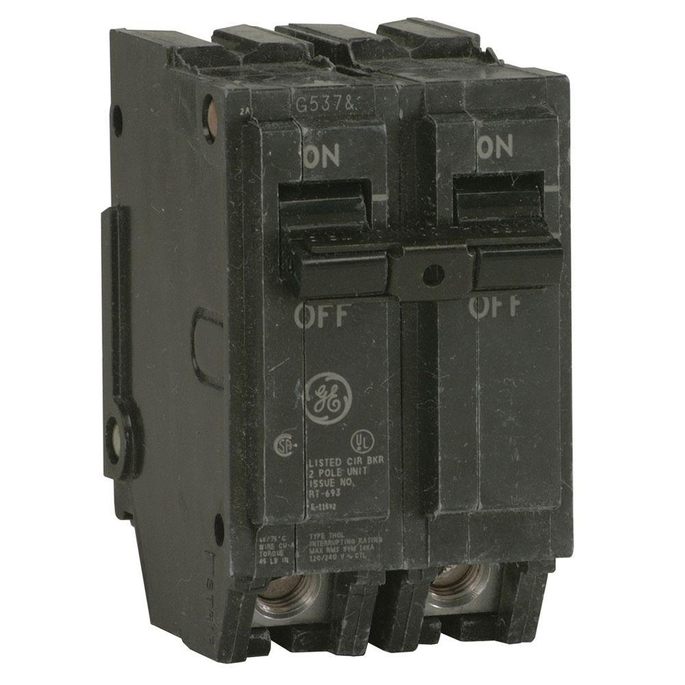 hight resolution of ge q line 100 amp 2 in double pole circuit breaker