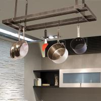 Ceiling Pot Holder - Ceiling Design Ideas