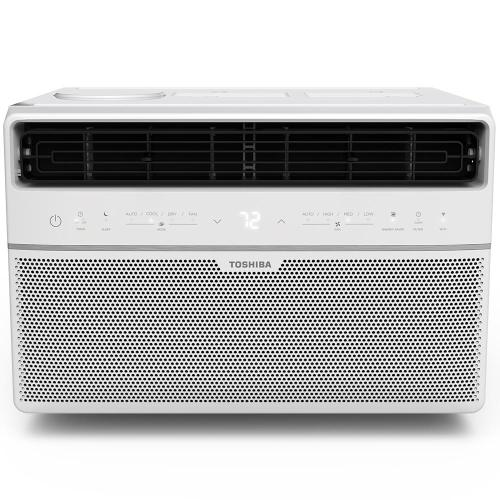 small resolution of 8 000 btu 115 volt smart wi fi window air conditioner with remote and energy star