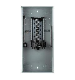murray 200 amp 20 space 40 circuit main breaker load center [ 1000 x 1000 Pixel ]