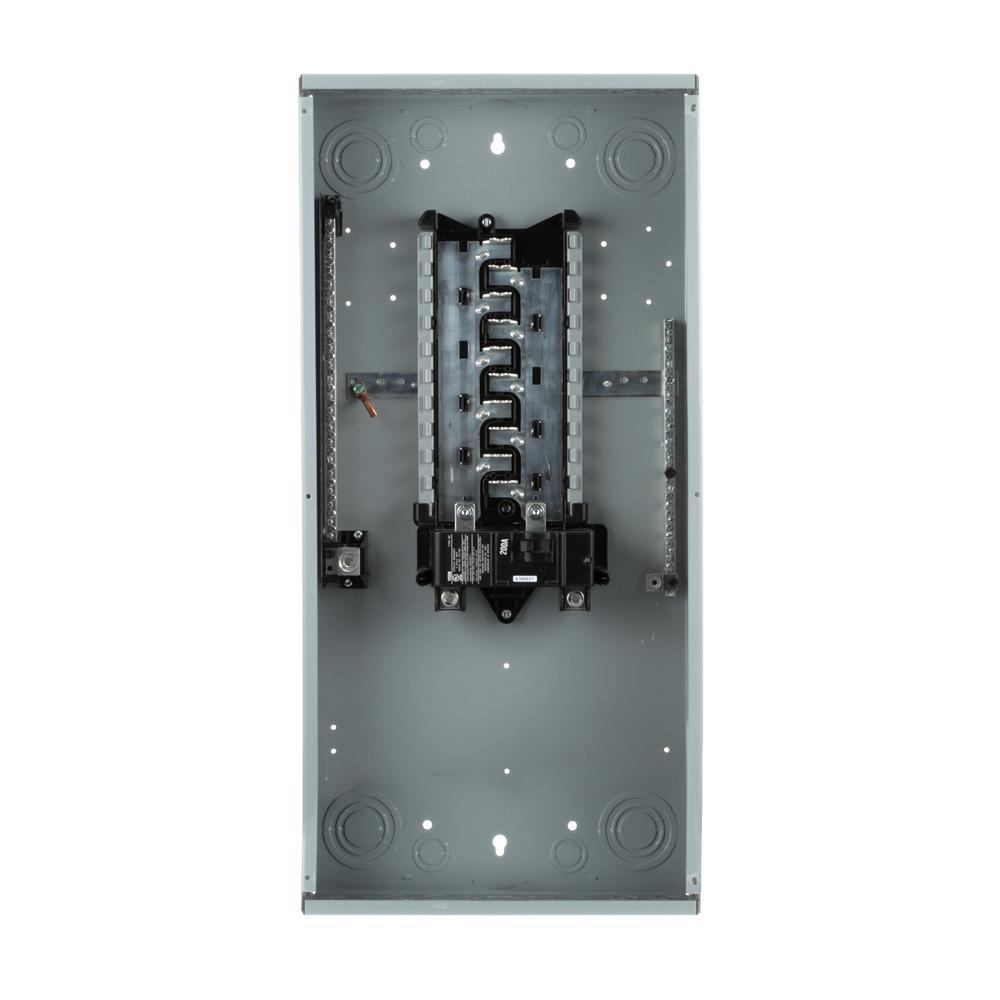medium resolution of murray 200 amp 20 space 40 circuit main breaker load center