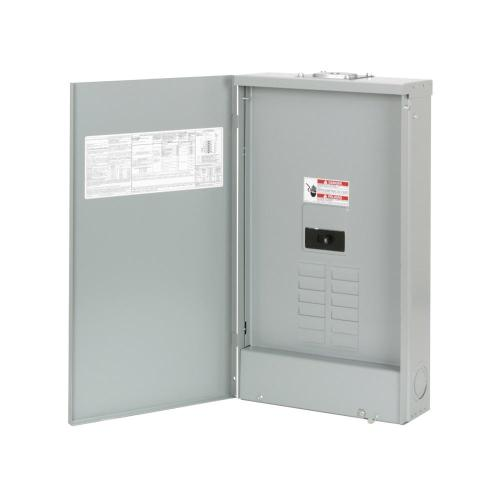 small resolution of eaton br 200 amp 8 space 16 circuit outdoor main breaker loadcenter with cover