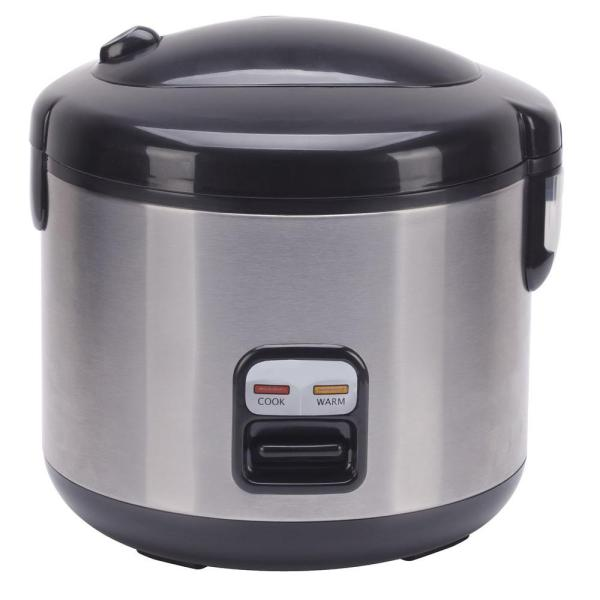 Spt 6-cup Rice Cooker-sc-1202ss - Home Depot