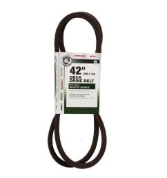 deck drive belt for 42 in 600 series lawn tractors 2007 and prior 754 [ 1000 x 1000 Pixel ]