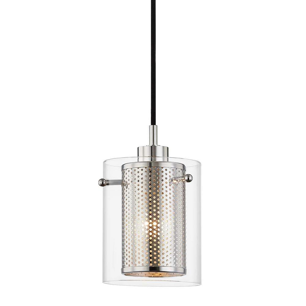 Mitzi by Hudson Valley Lighting Elanor 1-Light Polished