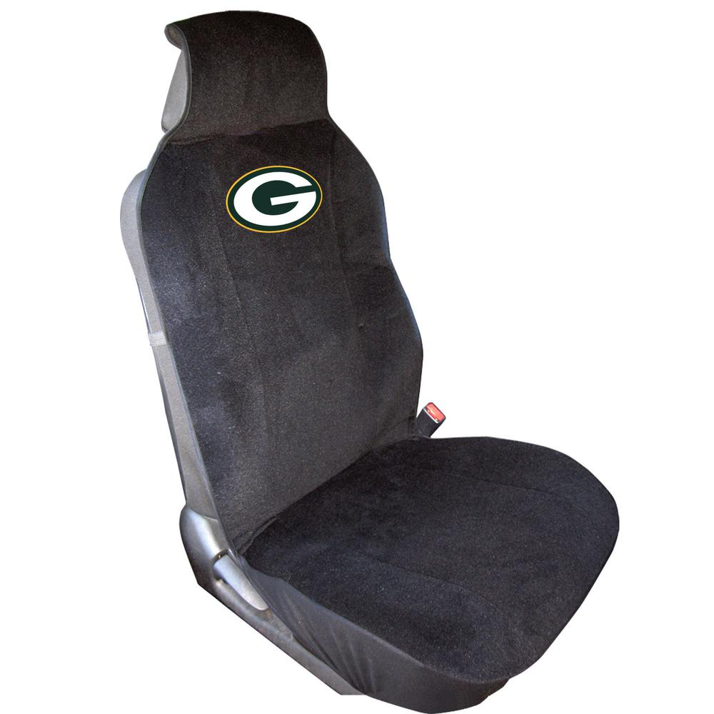 green bay packers chair office depot sale fremont die nfl seat cover 96816 the home