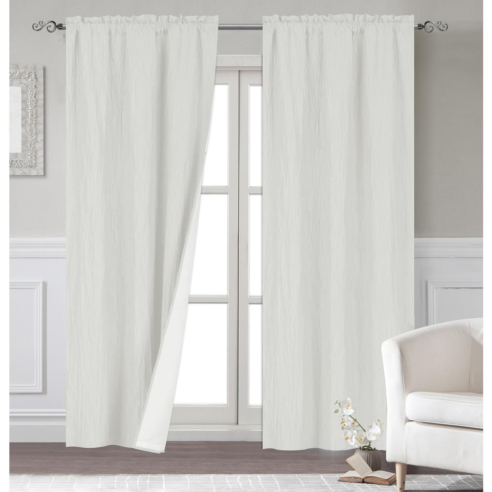 Venetian 96 in Polyester Extra Long Blackout Window