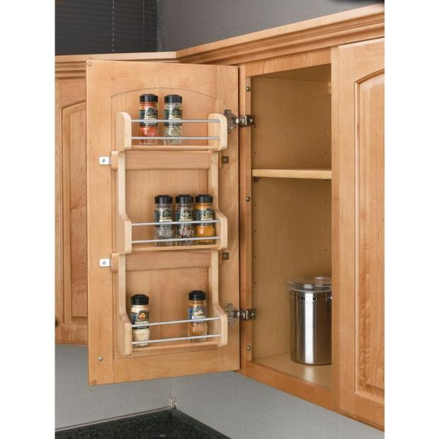 Cabinet Door Storage Home Design Ideas