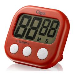 Kitchen Timers Hotels With Full Kitchens Ozeri And Event Timer Kt1 R The Home Depot