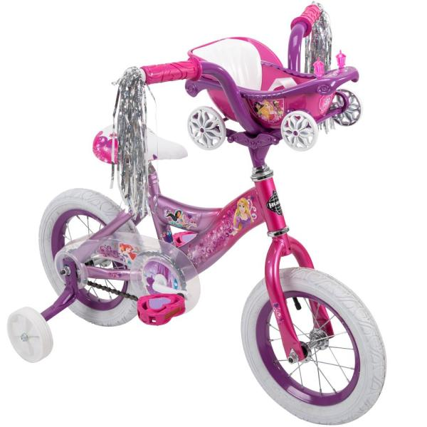 Huffy 12 In. Girls Disney Princess Bike-22459 - Home Depot