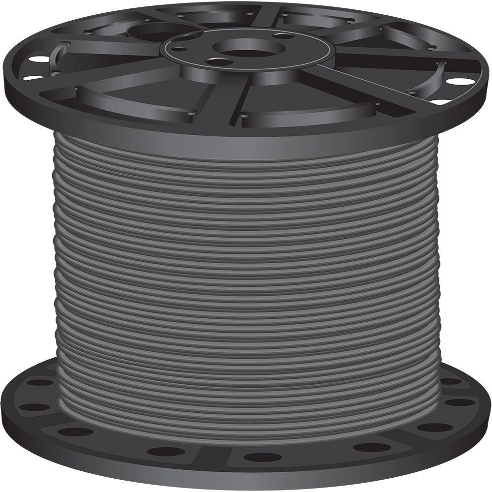 medium resolution of 6 gray stranded cu simpull thhn wire
