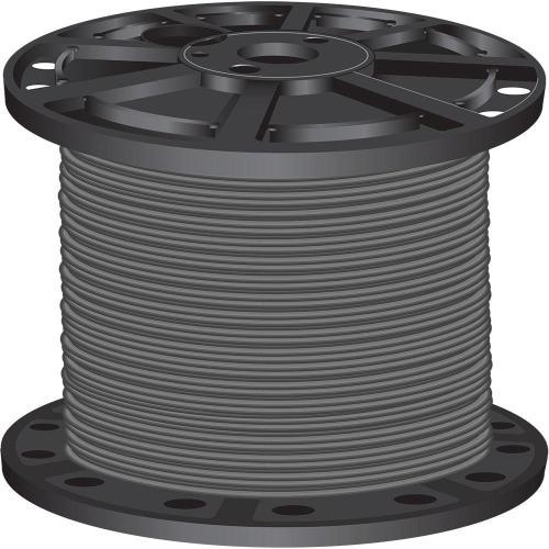 small resolution of 6 gray stranded cu simpull thhn wire