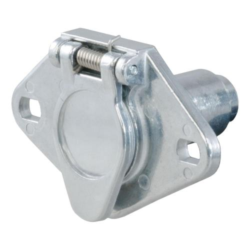 small resolution of 6 way round connector socket vehicle side packaged