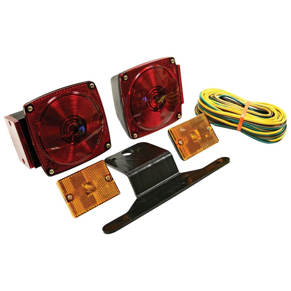 medium resolution of wide standard under trailer light kit